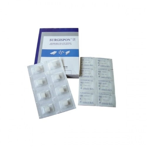 Surgispon gąbka hemostatyczna / 32 szt
